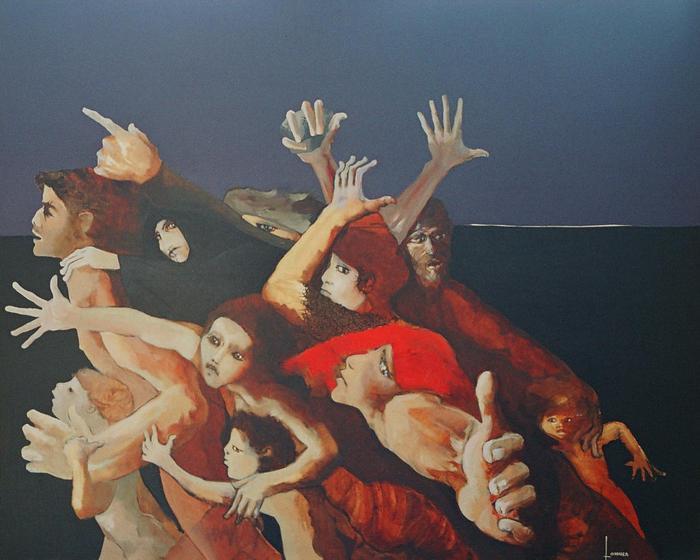 Pierre Lohner - Peintures